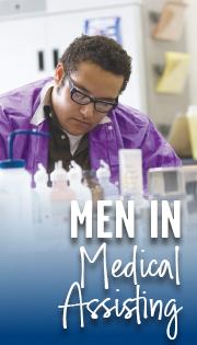 Men in Medical Assisting Workshop