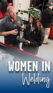 Women in Welding Workshop