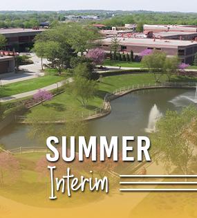 First Day of Summer Interim Term