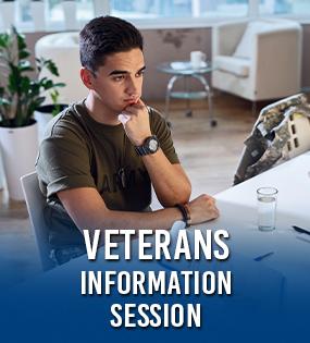 Veterans Information Sessions