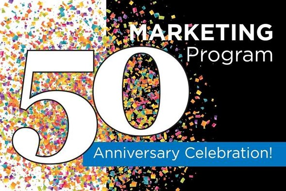 WCTC Marketing Program 50th Anniversary