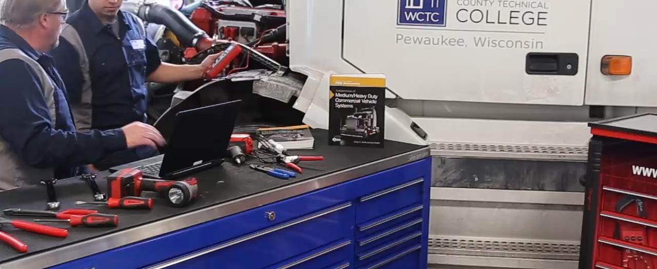 Diesel Equipment Technology Waukesha County Technical College