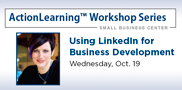 Discover the benefits of using LinkedIn as a business development tool, and
