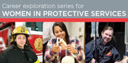 Join us for a FREE exploration series featuring careers in Law Enforcement, EMS and Fire Protection. Tuesday, June 20 – Friday, June 23. Don't miss this opportunity to connect and learn about great jobs!