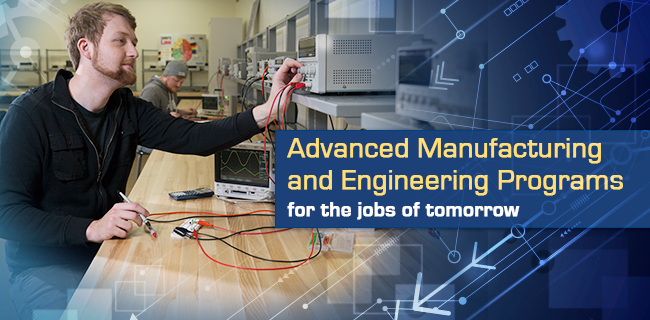 Check out programs in Applied Technologies.
