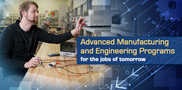 WCTC offers high-tech training for jobs in demand. Check out programs in Applied Technologies that offer hands-on learning in innovative labs and classrooms.
