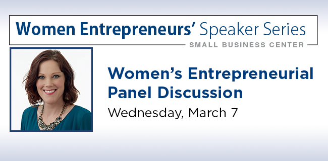 Learn from local women entrepreneurs about the challenges and successes of operating your own business. Rhonda Noordyk, founder of the Women's Financial Wellness Center, will provide the welcome address and serve as facilitator.