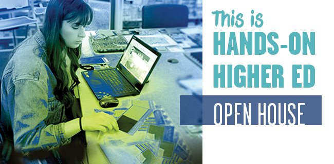 Whether you're looking to start a career or advance in your current job, come check out all WCTC has to offer at our open house. Stop by the Richard T. Anderson Education Center on Nov. 15 anytime between 4-7 p.m. More info here.